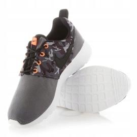 Sapato Nike Roshe One Print Jr 677782-004 branco 5