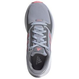 Tênis Adidas Runfalcon 2.0 K FY9497 preto 2