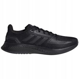 Tênis Adidas Runfalcon 2.0 Jr FY9494 preto 1
