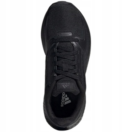 Tênis Adidas Runfalcon 2.0 Jr FY9494 preto 2