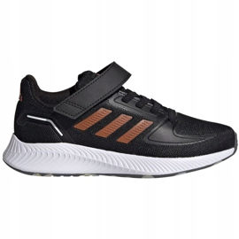 Sapatos adidas Runfalcon 2.0 Jr FZ0116 preto 1