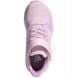 Sapatos adidas Runfalcon 2.0 C Jr FZ0119 preto rosa 2