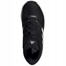 Sapatos Adidas Runfalcon 2.0 K Jr FY9495 preto azul 2