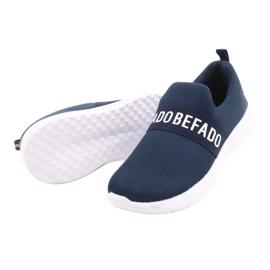 Calçados infantis Befado 516X082 azul 5