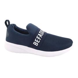 Calçados infantis Befado 516X082 azul 1