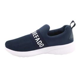 Calçados infantis Befado 516X082 azul 2