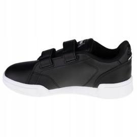 Sapatos Adidas Roguera K FW3286 preto azul marinho 1