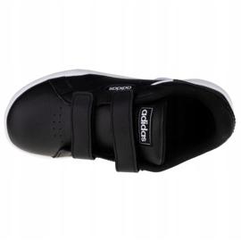 Sapatos Adidas Roguera K FW3286 preto azul marinho 2