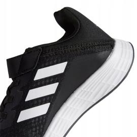 Sapatos Adidas Duramo Sl C Jr FX7314 branco preto 6