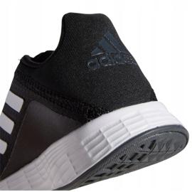 Sapatos Adidas Duramo Sl C Jr FX7314 branco preto 7