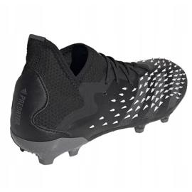 Chuteiras Adidas Predator Freak.1 Fg Junior FY1027 preto preto 6