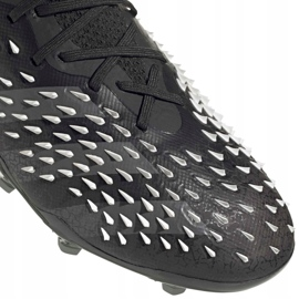 Chuteiras Adidas Predator Freak.1 Fg Junior FY1027 preto preto 7