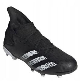 Chuteiras Adidas Predator Freak.3 Fg Junior FY1031 preto preto 3
