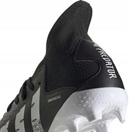 Chuteiras Adidas Predator Freak.3 Fg Junior FY1031 preto preto 1
