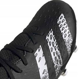 Chuteiras Adidas Predator Freak.3 Fg Junior FY1031 preto preto 9
