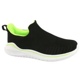 Sapatos infantis Befado 516X080 preto 1