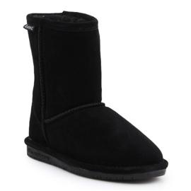 Sapatos BearPaw Black Neverwet Jr.608Y preto azul marinho 1