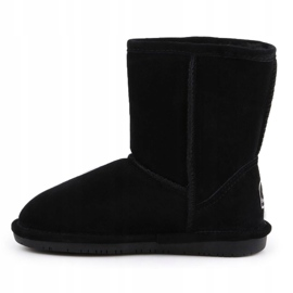 Sapatos BearPaw Black Neverwet Jr.608Y preto azul marinho 4