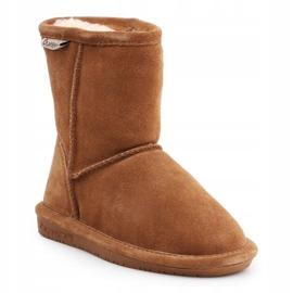 Sapatos BearPaw Hickory Ii Jr.608TZ castanho azul marinho 1