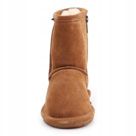 Sapatos BearPaw Hickory Ii Jr.608TZ castanho azul marinho 2