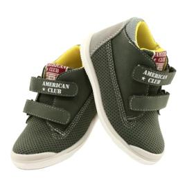 American Club Calçados Esportivos Com Velcro GC12 Verde 4