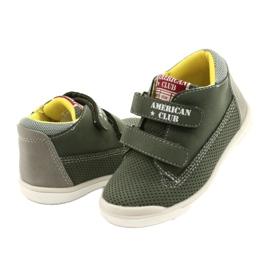 American Club Calçados Esportivos Com Velcro GC12 Verde 3