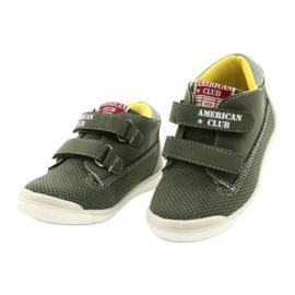 American Club Calçados Esportivos Com Velcro GC12 Verde 2