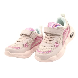 American Club Calçados Esportivos Halógenos da Moda ES23 / 21 rosa 2