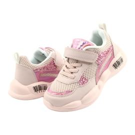 American Club Calçados Esportivos Halógenos da Moda ES23 / 21 rosa 3
