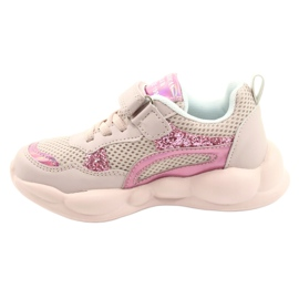 American Club Calçados Esportivos Halógenos da Moda ES23 / 21 rosa 1