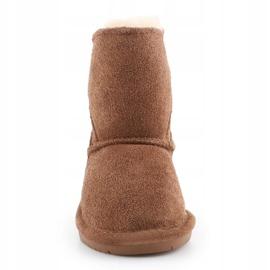 Sapatos Bearpaw Mia Toddler Jr.2062T-220 Hickory Ii castanho 1