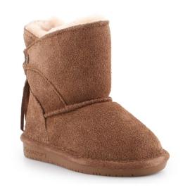 Sapatos Bearpaw Mia Toddler Jr.2062T-220 Hickory Ii castanho 3