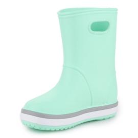 Crocs Crocband Rain Boot K Jr 205827-3TO azul 2
