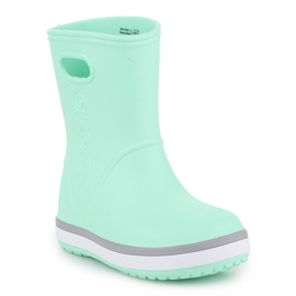 Crocs Crocband Rain Boot K Jr 205827-3TO azul 3