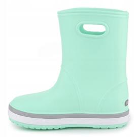 Crocs Crocband Rain Boot K Jr 205827-3TO azul 4