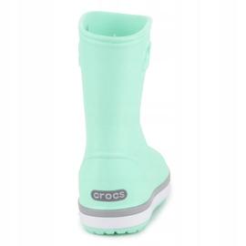 Crocs Crocband Rain Boot K Jr 205827-3TO azul 5
