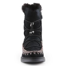 Sapatos de inverno Geox J Thymar GB Jr J944FB-00022-C9999 castanho azul 1