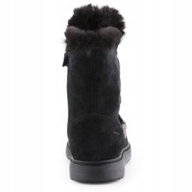 Sapatos de inverno Geox J Thymar GB Jr J944FB-00022-C9999 castanho azul 5