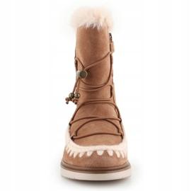 Sapatos Geox J Thymar GB Jr J944FB-00022-C6627 castanho azul 1