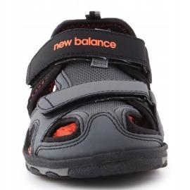 Sandália de expedição infantil New Balance Jr K2005BON preto azul 1