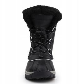 Sapatos BearPaw Jr 1871Y Preto Cinzento 1