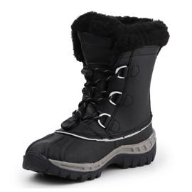 Sapatos BearPaw Jr 1871Y Preto Cinzento 2
