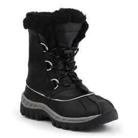 Sapatos BearPaw Jr 1871Y Preto Cinzento 3