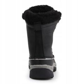Sapatos BearPaw Jr 1871Y Preto Cinzento 5