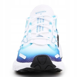 Sapatos Adidas Lxcon Jr EE5898 preto azul 1