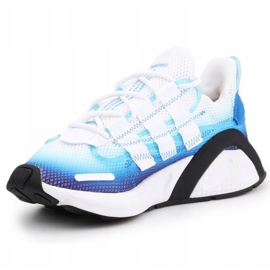 Sapatos Adidas Lxcon Jr EE5898 preto azul 2