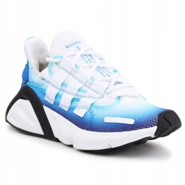 Sapatos Adidas Lxcon Jr EE5898 preto azul 3