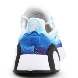 Sapatos Adidas Lxcon Jr EE5898 preto azul 5