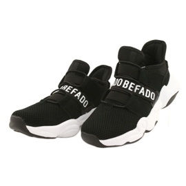 Calçados infantis Befado 516Y066 preto 2