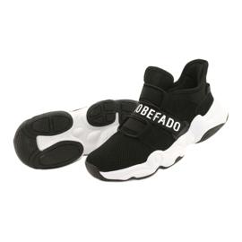 Calçados infantis Befado 516Y066 preto 3
